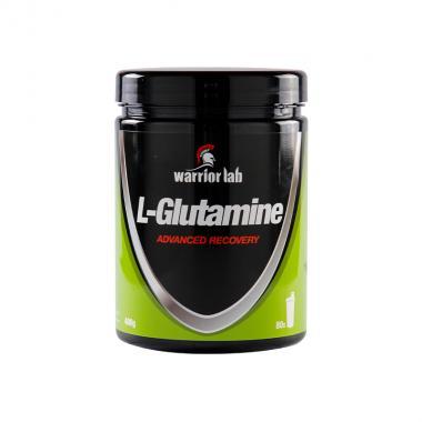 L-GLUTAMINE 400GR WARRIORLAB