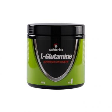 L-GLUTAMINE 200GR WARRIORLAB