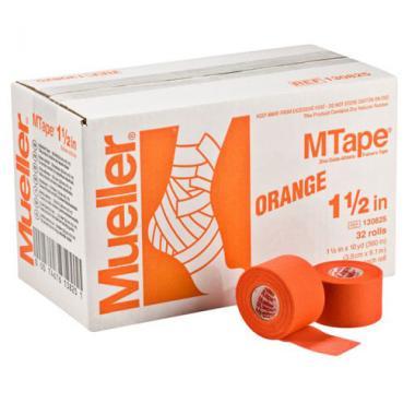 SPORT-TAPE ΠΟΡΤΟΚΑΛΙ 3,8CM ( 1,5'' )X9,1M MTape MUELLER