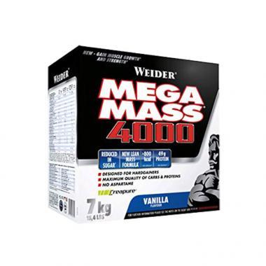 WEIDER MEGA MASS 4000 4KGR