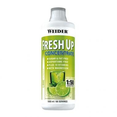 BOOSTER WEIDER FRESH UP CONCENTRATE 1000ML