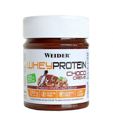 WEIDER PROTEIN SPREAD CHOCO HAZELNUT 250GR