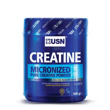 USN PURE CREATINE MONOHYDRATE EXTRA FILL 500GR