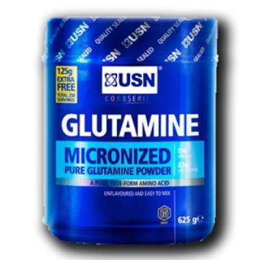 USN PURE L-GLUTAMINE EXTRA FILL 625GR