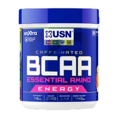 USN BCAA POWER PUNCH ENERGY ORANGE MANGO 400GR