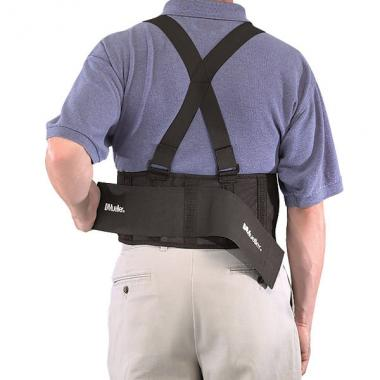 ΖΩΝΗ ΜΕΣΗΣ BACK SUPPORT W/ SUSPENDERS MUELLER 252