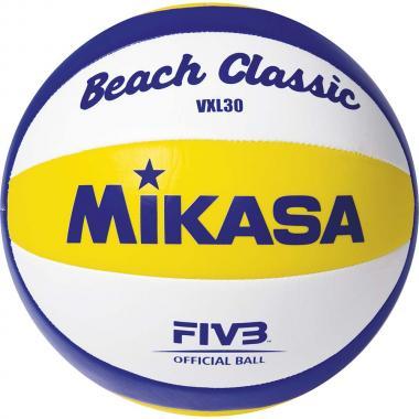 ΜΠΑΛΑ BEACH VOLLEY ΝΟ5 MIKASA VXL30 10-PANEL 41822