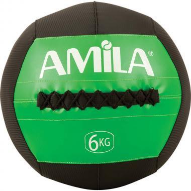 ΜΠΑΛΑ WALL BALL AMILA -6KG 44692