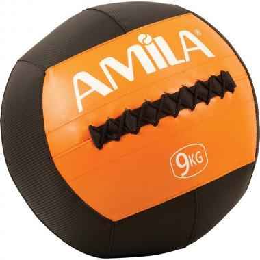 ΜΠΑΛΑ WALL BALL AMILA -9KG 44695