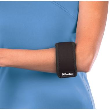 TENNIS ELBOW SUPPORT NEOPRENE (OSFM) ΜΑΥΡΟ MUELLER 819
