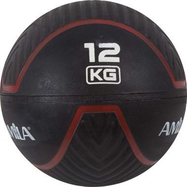 WALL BALL RUBBER AMILA -12KG 84745