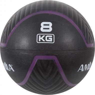 WALL BALL RUBBER AMILA -8KG 84747