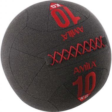 ΜΠΑΛΑ WALL BALL ΜΕ KEVLAR 10KG 94614