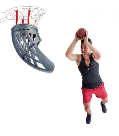 BASKETBALL BALL RETURN PURE