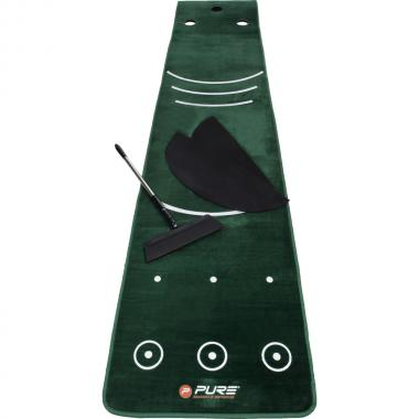 ΔΑΠΕΔΟ ΕΞΑΣΚΗΣΗΣ GOLF (DUAL GRAIN PUTTING MAT) 335X70CM PURE