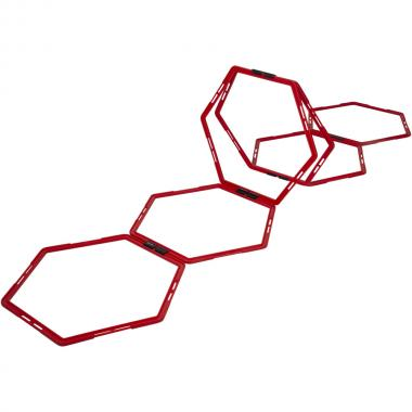 HEXAGON AGILITY GRID RED 6TMX PURE