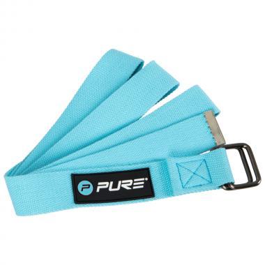 YOGA STRAP 180X3,8 CM (BLUE 297C) PURE
