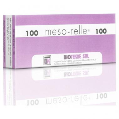 ΒΕΛΟΝΕΣ ΜΕΣΟΘΕΡΑΠΕΙΑΣ MESORELLE 100ΤΜΧ G33 (0,20)
